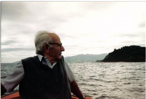 Fotografía del archivo personal de Aquilino Gómez
