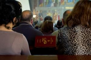 Un parte de los cristianos de Irak son fieles de la iglesia siriaca y sus liturgias son en lengua asiria, descendiente del arameo | Daniel Rivas Pacheco