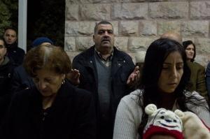 Las misas de los cristianos iraquíes se celebran en siriaco o en árabe en función de la rama de la religión que sigan  | Daniel Rivas Pacheco